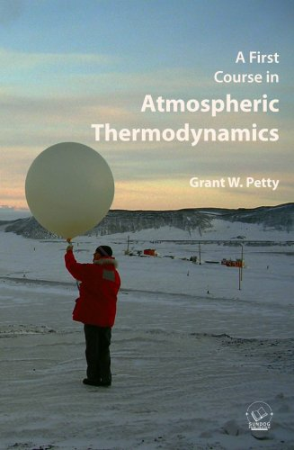 First Course in Atmospheric Thermodynamics N/A edition cover
