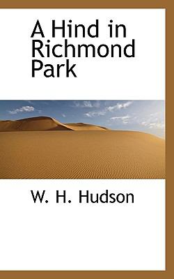 Hind in Richmond Park  N/A 9781115789325 Front Cover