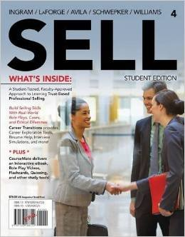 SELL-2015 >INSTRS.ED<                   N/A 9781285165325 Front Cover