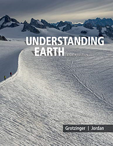 Cover art for Understanding Earth, 8th Edition