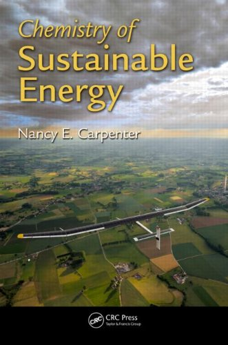 Chemistry of Sustainable Energy   2014 edition cover