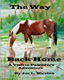 Way Back Home  Large Type  9781491043325 Front Cover