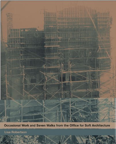Occasional Work and Seven Walks from the Office for Soft Architecture  2nd edition cover