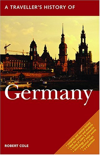 Traveller's History of Germany   2014 edition cover
