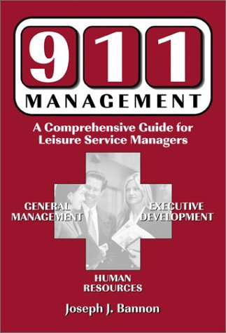 911 Management  N/A edition cover