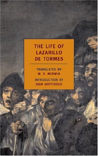 Life of Lazarillo de Tormes   2005 edition cover