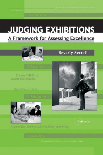Judging Exhibitions A Framework for Assessing Excellence  2006 edition cover