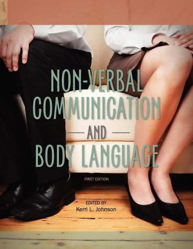Non-Verbal Communication and Body Language   2013 edition cover