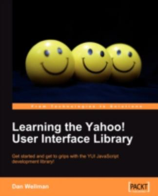 Learning the Yahoo! User Interface Library  N/A edition cover
