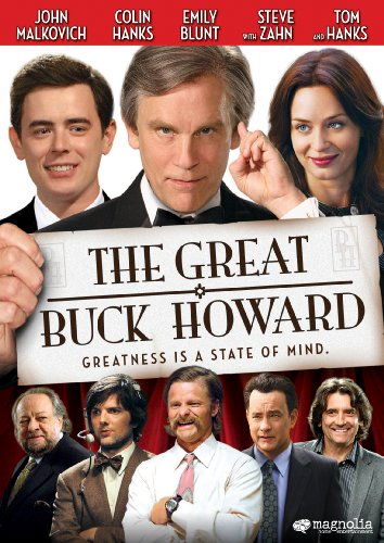 The Great Buck Howard System.Collections.Generic.List`1[System.String] artwork