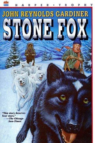 Stone Fox  30th 1998 edition cover