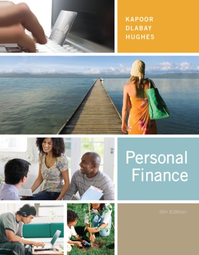 Personal Finance  9th 2009 edition cover