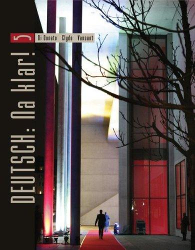 Deutsch - Na Klar!  5th 2008 edition cover