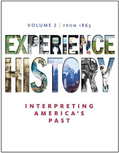 Experience History from 1865  7th 2011 edition cover