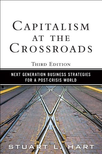 Capitalism at the Crossroads Next Generation Business Strategies for a Post-Crisis World 3rd 2010 (Revised) edition cover