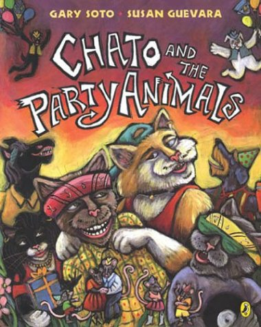 Chato and the Party Animals  Reprint edition cover