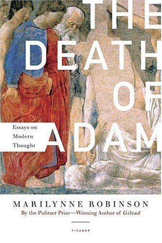 Death of Adam Essays on Modern Thought N/A edition cover
