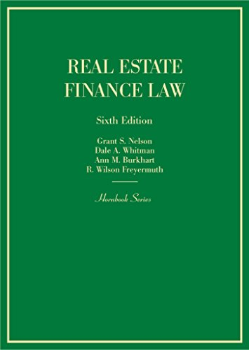 Real Estate Finance Law:   2014 9780314278326 Front Cover