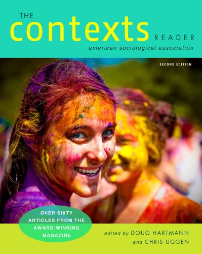 Contexts Reader  2nd 2012 edition cover