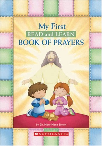 My First Read and Learn Book of Prayers  N/A edition cover