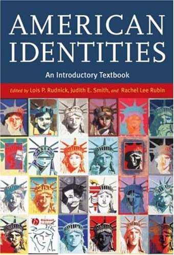 American Identities An Introductory Textbook  2005 (Revised) edition cover