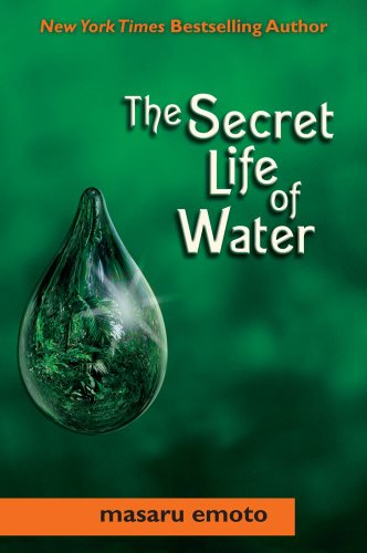 Secret Life of Water  N/A edition cover