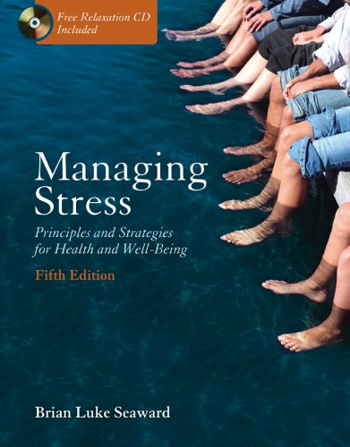 Managing Stress  5th 2006 (Revised) edition cover