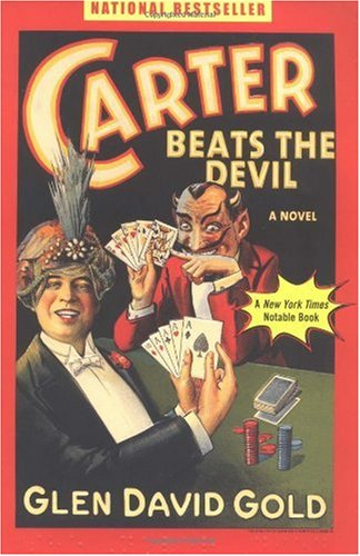 Carter Beats the Devil  N/A edition cover