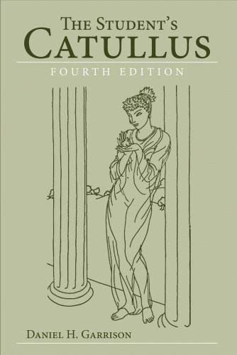 Student's Catullus  4th 2012 edition cover