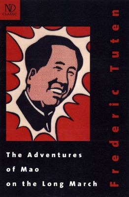Adventures of Mao on the Long March   2005 edition cover
