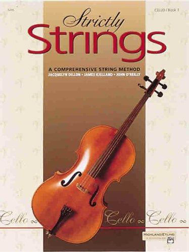 Cello A Comprehensive String Method  1992 edition cover