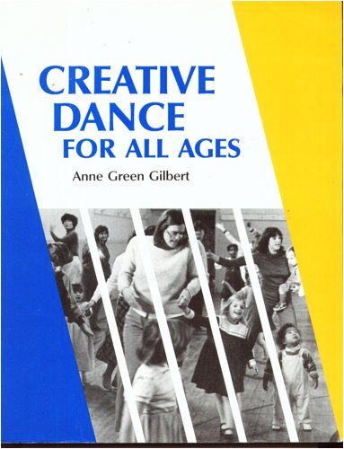 Creative Dance for All Ages   1992 edition cover