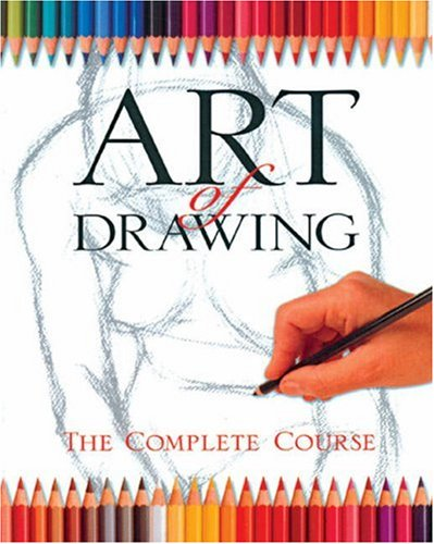Art of Drawing The Complete Course  2003 edition cover