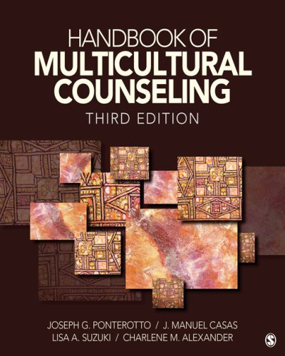 Handbook of Multicultural Counseling  3rd 2010 edition cover