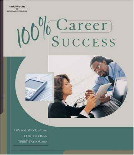 100% Career Success   2007 edition cover