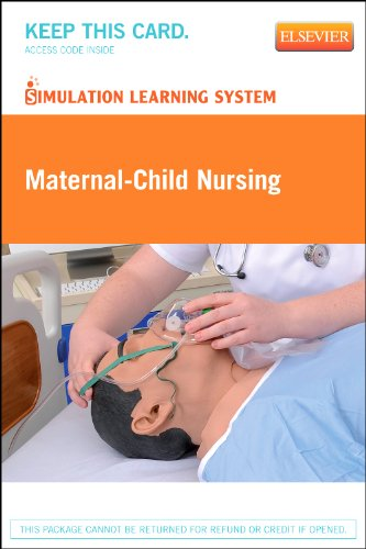 Simulation Learning System for Maternal-Child Nursing (Retail Access Card)  N/A edition cover
