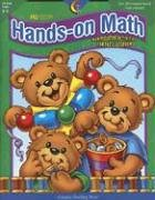 Hands-on Math, Grades K-1 : Manipulative Activities for the Classroom 2nd 2006 edition cover