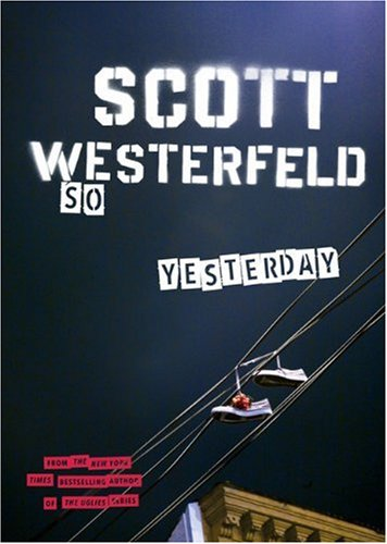 So Yesterday  Reprint edition cover