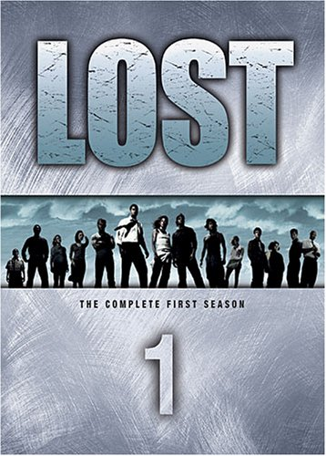 Lost - The Complete First Season System.Collections.Generic.List`1[System.String] artwork