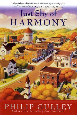 Just Shy of Harmony   2002 9780060006327 Front Cover