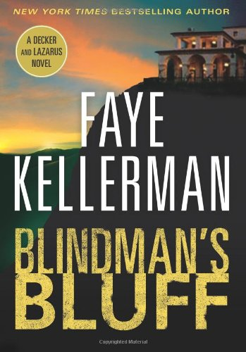 Blindman's Bluff  N/A 9780061702327 Front Cover