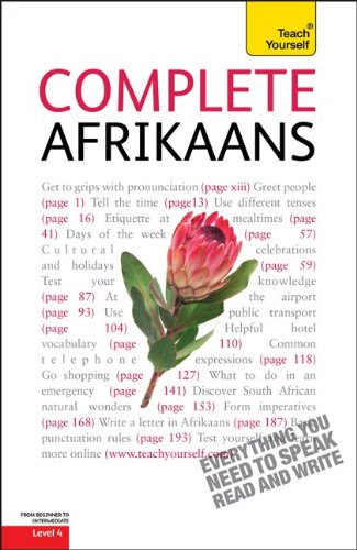 Complete Afrikaans  3rd 2011 edition cover