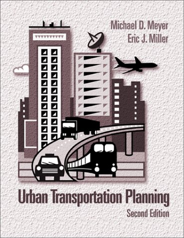 Urban Transportation Planning  2nd 2001 (Revised) edition cover