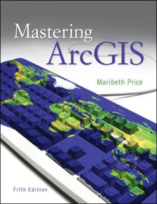 Mastering ArcGIS 5th 2012 edition cover
