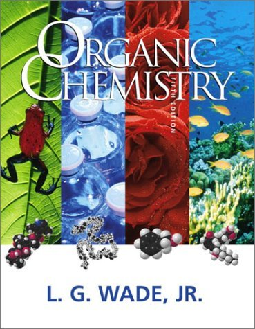 Organic Chemistry  5th 2003 edition cover