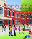 Sociology A down-To-Earth Approach Core Concepts Plus NEW MySocLab with Pearson EText -- Access Card Package 6th 2015 edition cover