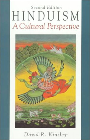 Hinduism A Cultural Perspective 2nd 1993 edition cover