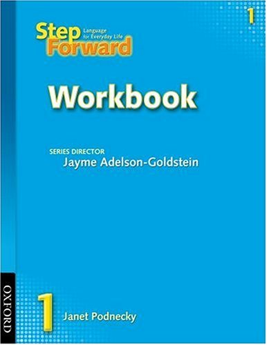 Step Forward, Level 1  Workbook  edition cover