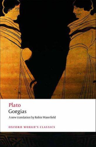 OXFORD WORLD'S CLASSICS: GORGIAS   2008 edition cover