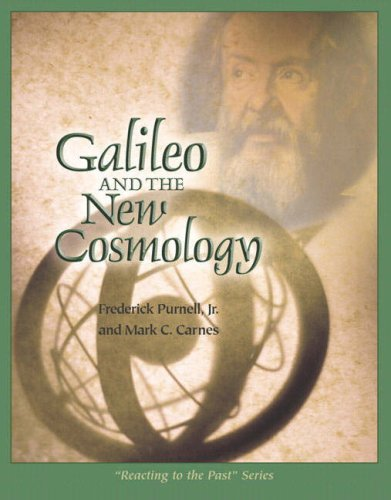 Trial of Galileo   2008 edition cover